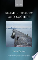 Seamus Heaney and Society