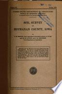 Soil Survey of Buchanan County, Iowa