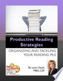 Productive Reading Strategies