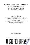 Composite Materials and Their Use in Structures