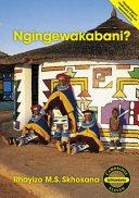 Books - Ngingewakabani (IsiNdebele Title) | ISBN 9781107524392
