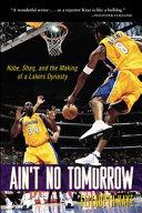 Ain t No Tomorrow