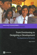 From Envisioning To Designing E Development