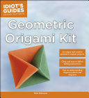 Geometric Origami Kit Pdf/ePub eBook