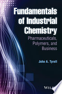 Fundamentals Of Industrial Chemistry Book PDF