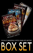 SkyValley Murderous Coffee Crumb Cozy Mystery Box Set Pdf/ePub eBook