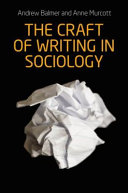 The Craft of Writing in Sociology