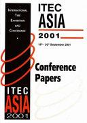 Itec Asia 2001