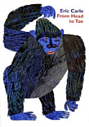 FROM HEAD TO TOE  BOARDBOOK  CD1           Book