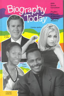 Biography Today 2000
