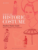 Survey of Historic Costume Student Study Guide Book