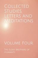 Collected Studies  Letters and Meditations