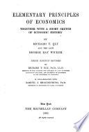 Elementary Principles of Economics image