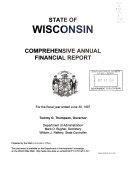 Comprehensive Annual Financial Report Book