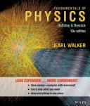 Halliday   Resnick Fundamentals of Physics Book