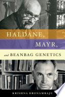 Haldane  Mayr  and Beanbag Genetics