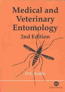 Medical and Veterinary Entomology Book