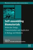 Self-Assembling Biomaterials