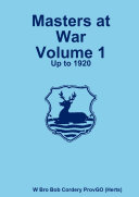 Masters at War Volume 1