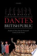 Dante S British Public