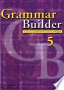Grammar Builder 5
