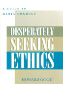 Desperately Seeking Ethics Pdf/ePub eBook