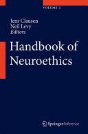Handbook of Neuroethics