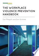 The Workplace Violence Prevention Handbook Book