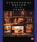 Structural Design for the Stage Book PDF
