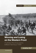 Winning and Losing on the Western Front
