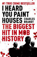 I Heard You Paint Houses Book