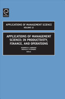 In Productivity  Finance  and Operations