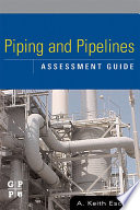 Piping And Pipelines Assessment Guide Book PDF