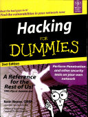 Hacking For Dummies 2nd Ed