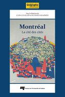 Pdf Montréal: la cité des cités Telecharger