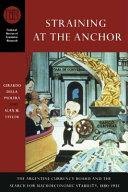 Straining at the Anchor Pdf/ePub eBook