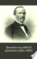 Speeches on Political Questions  1850 1868  Book PDF