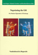 Negotiating the Gift