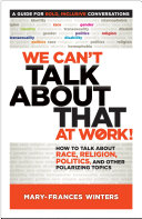 We Can't Talk about That at Work! Pdf/ePub eBook