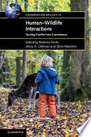Human   Wildlife Interactions