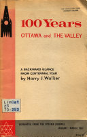 One Hundred Years  Ottawa and the Valley