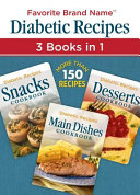 Diabetic Recipes 3 in 1