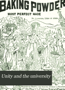Unity and the University
