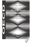 Integrating People Management Into Public Service Reform