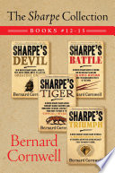 The Sharpe Collection: Books #12-15