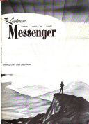 The Lutheran Messenger Book