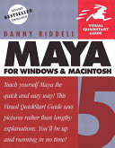 Maya 5 for Windows and Macintosh
