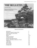 Bulletin of the Mount Desert Island Biological Laboratory