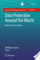 Data Protection Around the World