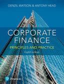 Corporate Finance 8th edition ebook PDF
